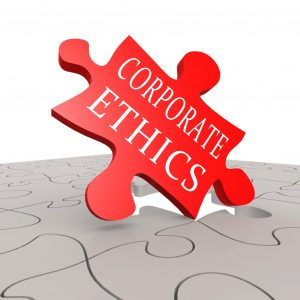 Corporate ethics puzzle