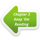 link to chapter 3 - Keep 'em reading