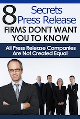 Free eBook 8 Shocking Secrets PR Firms Don't Want You to Know - eReleases