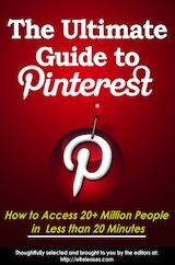 Free ebook from eReleases - The Ultimate Guide to Pinterest